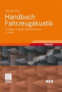 Cover Handbuch Fahrzeugakustik