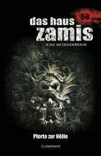 Cover Das Haus Zamis 58 - Pforte zur Hölle