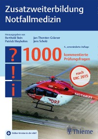 Cover Zusatzweiterbildung Notfallmedizin