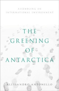 Cover Greening of Antarctica