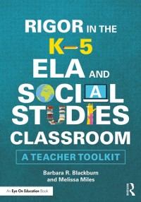 Cover Rigor in the K-5 ELA and Social Studies Classroom