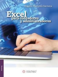 Cover Excel para contadores y administradores
