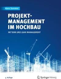Cover Projektmanagement im Hochbau
