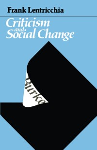 Cover Criticism and Social Change