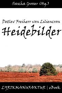 Cover Detlev Freiherr von Liliencron: Heidebilder