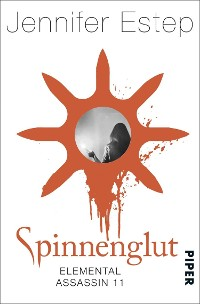 Cover Spinnenglut