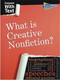 Cover What is Creative Nonfiction?