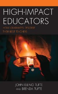 Cover High-Impact Educators
