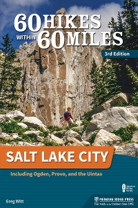 Cover 60 Hikes Within 60 Miles: Salt Lake City