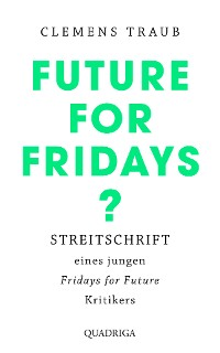 Cover Future for Fridays?