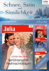 Cover Schnee, Satin und Sinnlichkeit (4-teilige Serie)