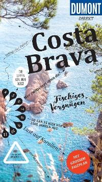 Cover DuMont direkt Reiseführer Costa Brava