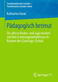 Cover Pädagogisch betreut