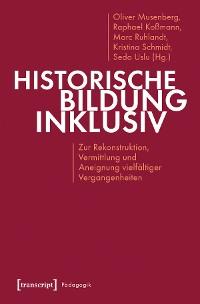 Cover Historische Bildung inklusiv