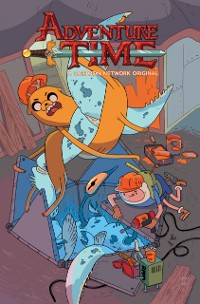 Cover Adventure Time Vol. 13