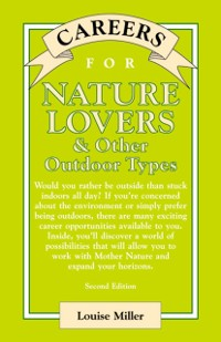 Cover Careers for Nature Lovers & Other Outdoor Types