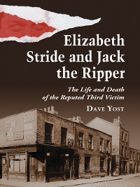 Cover Elizabeth Stride and Jack the Ripper
