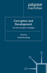 Cover Corruption and Development