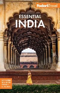 Cover Fodor's Essential India
