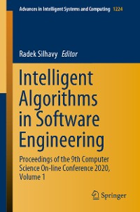Cover Intelligent Algorithms in Software Engineering