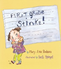 Cover First Grade Stinks!