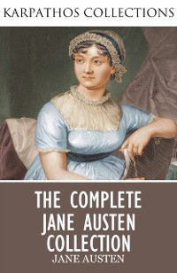 Cover Complete Jane Austen Collection