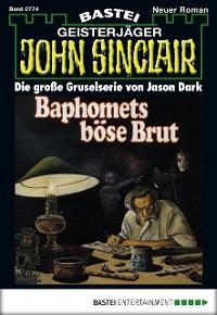Cover John Sinclair - Folge 0774