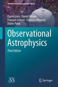 Cover Observational Astrophysics