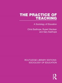 Cover Practice of Teaching
