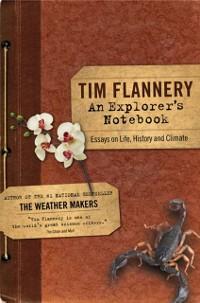 Cover Explorer's Notebook