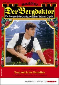 Cover Der Bergdoktor 1981 - Heimatroman