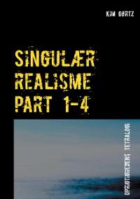 Cover Singulær realisme part 1-4