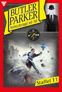 Cover Butler Parker 11 – Kriminalroman