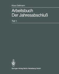 Cover Arbeitsbuch Der Jahresabschlu