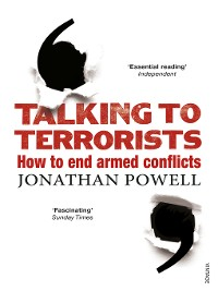 Cover Talking to Terrorists