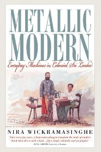 Cover Metallic Modern
