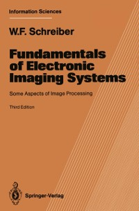 Cover Fundamentals of Electronic Imaging Systems