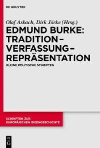 Cover Tradition – Verfassung – Repräsentation