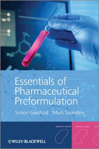 Cover Essentials of Pharmaceutical Preformulation