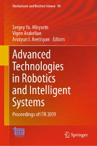 Cover Advanced Technologies in Robotics and Intelligent Systems