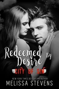 Cover Redeemed by Desire