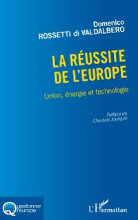 Cover La reussite de l'Europe