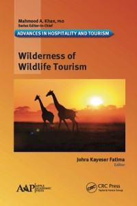 Cover Wilderness of Wildlife Tourism