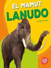 Cover El mamut lanudo (Woolly Mammoth)