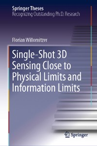 Cover Single-Shot 3D Sensing Close to Physical Limits and Information Limits