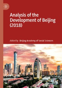 Cover Analysis of the Development of Beijing (2018)