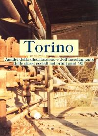 Cover Torino. Analisi della distribuzione e dell'insediamento delle classi sociali nei primi anni '90