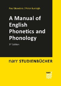 Cover A Manual of English Phonetics and Phonology