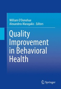 Cover Quality Improvement in Behavioral Health