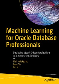 Cover Machine Learning for Oracle Database Professionals
